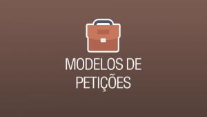 Lista de modelos de petições publicadas no Jusbrasil