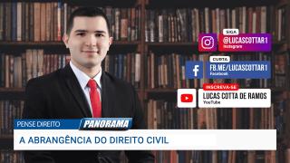 A abrangência do Direito Civil