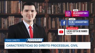 Características do Direito Processual Civil