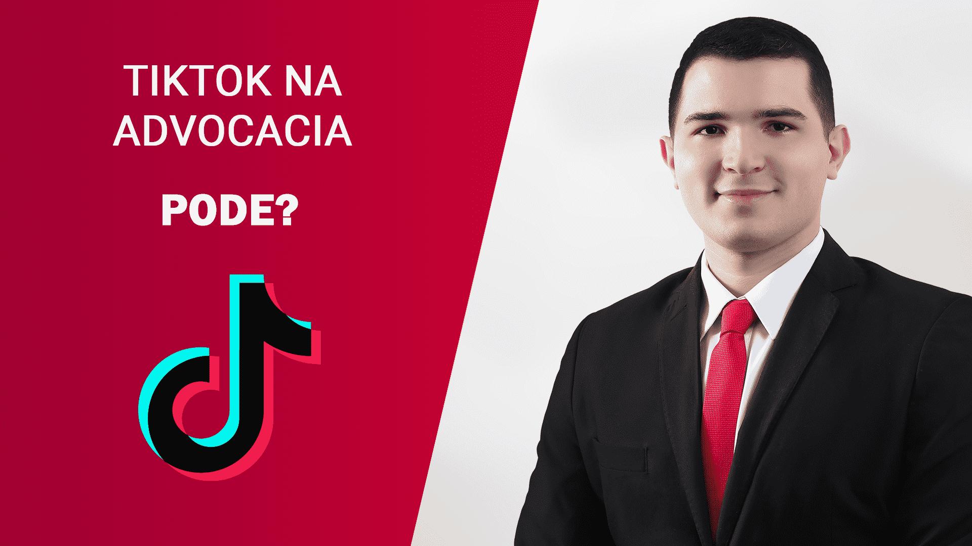 You are currently viewing Advogado tiktoker: OAB publica cartilha proibindo o uso do aplicativo, saiba mais