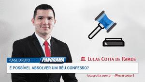 Read more about the article O réu confessou. Tudo está perdido?